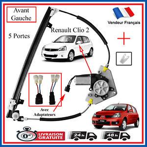 Pour Renault Clio avec moteur avant droite côté conducteur lève vitre 2//3 PORTE
