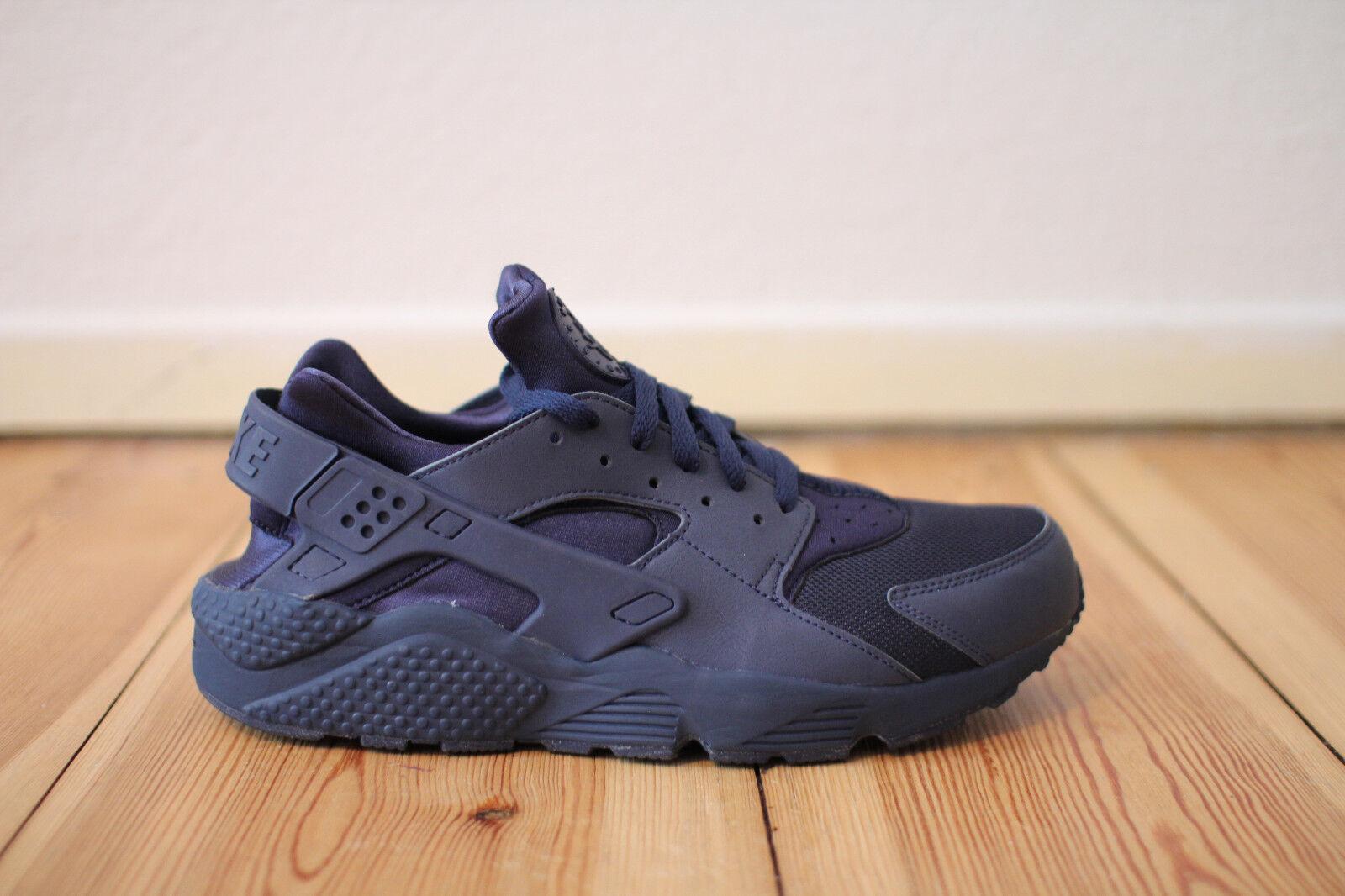 Nike Air Huarache Blau Gr. 45 UK 10 NEU & OVP