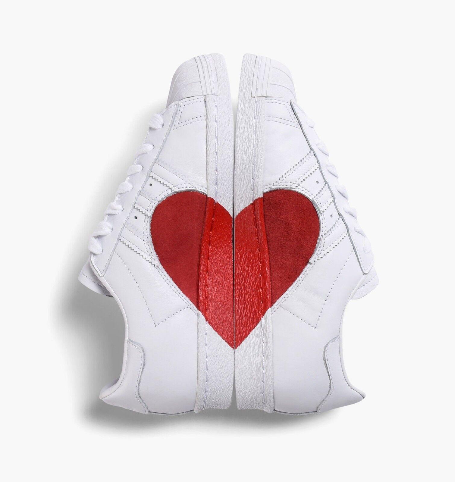 Nuevas Adidas Unisex Superstar 80S HH Running Zapatos Zapatillas-blancoo (CQ3009)