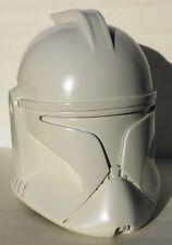"Star Wars AOTC Ep 2 1:1 Scale CLONE TROOPER Resin Kit Helmet ""B"" Cast"