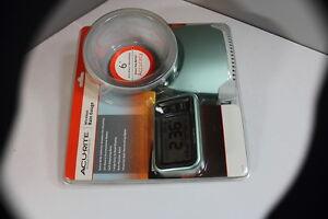 "New Acurite Wireless Rain Gauge 00614. 6"" rain collector"