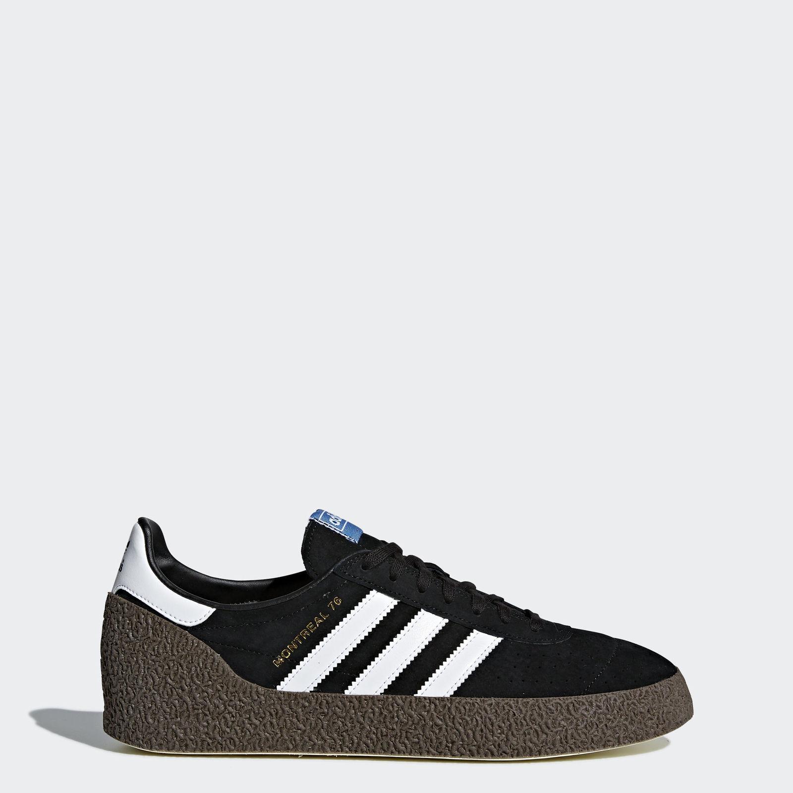 Adidas ORIGINALS Para Hombre Montreal'76 Zapatillas Zapatos Nuevo  BNWT