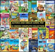 Asterix Comic Series Complete Collection 41 Ebooks Pdf Epub Mobi Ebay