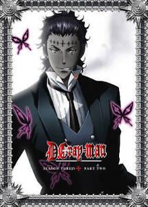 D-Gray-Man-Season-Three-Part-Two-New-DVD-3-Pack-Set