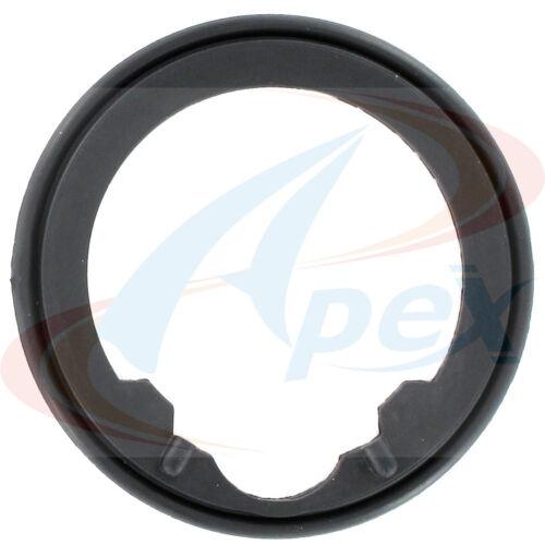 Engine Coolant Thermostat Gasket Apex Automobile Parts AWO2174