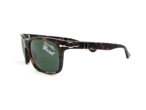 Occhiale sole Persol 3048s Colore 24//31 58 Sunglasses Sonnenbrille Avana 2431