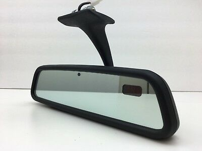 2014-2016 Mazda CX5 Rear View Mirror Auto Dimming Homelink Compass OE 00008CR01A