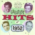 Greatest Hits of 1952 by Various Artists (CD, Mar-2011, 2 Discs, Edge)