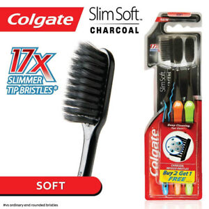Colgate-SlimSoft-Charcoal-Toothbrush-Slim-Soft-Charcoal-Infused-Soft-Bristles