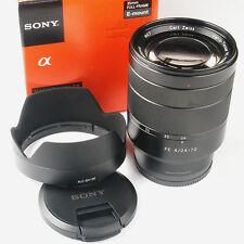 Carl Zeiss 24-70mm/4.0 Vario-Tessar T* ZA FE OSS Zoom für Sony E (FN014519)