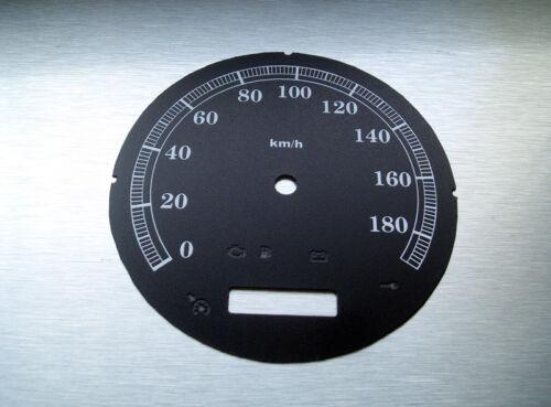 Harley Softail Deuce FXSTDI 2004 2005  Tachoscheibe Gauge Speedometer Tacho Dial