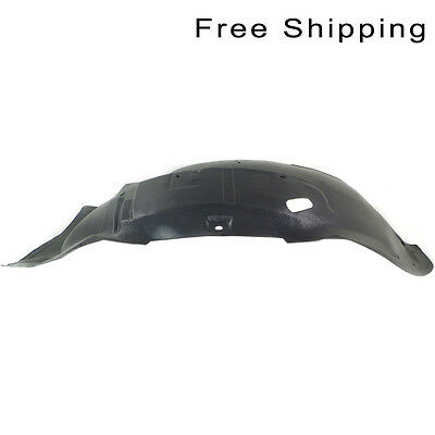 Inner Fender Splash Shield Front LH Side Fits 2010-12 Ford Fusion FO1248143