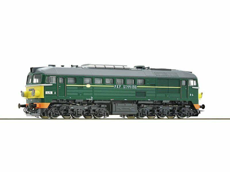 ROCO 72877 Diesellok ST44 PKP H0  | Großartig