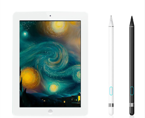 Rechargeable-Capacitive-Touch-Screen-Pen-Stylus-for-Samsung-PC-iPhone-iPad-iPod