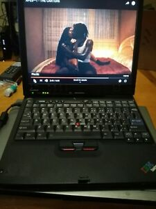 Lenovo ThinkPad X41 Tablet 1,50GHz 1.5GB Memory