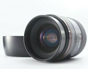 NEAR MINT CANON ZOOM EF 28-80mm F2.8-4 L USM AF Lens w/Hood From JAPAN