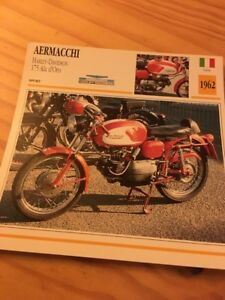 Aermacchi-175-Ala-Oro-1962-Harley-Davidson-Card-motorrad-Collection-Atlas