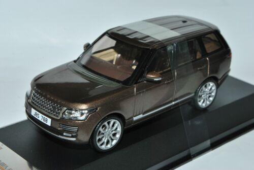 Land Rover Range Rover MK IV Nara Bronze Braun L405 Ab 2012 1//43 PremiumX Modell