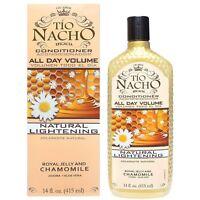 Tio Nacho All Day Volume Natural Lightening Conditioner 14 Oz on sale