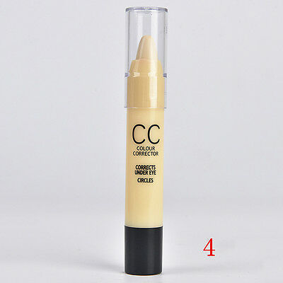 Colour Corrector Concealer Stick Shades Highlighter/Eye Circle/Redness 6 Colors