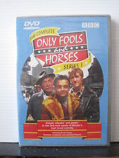 ONLY FOOLS AND HORSES The Complete Series 1 BBC DVD VIDEO REGION 2+4 SEALED