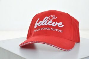 Adults-Believe-Baseball-Cap-58-5cm-Believe-Organ-Donor-Support