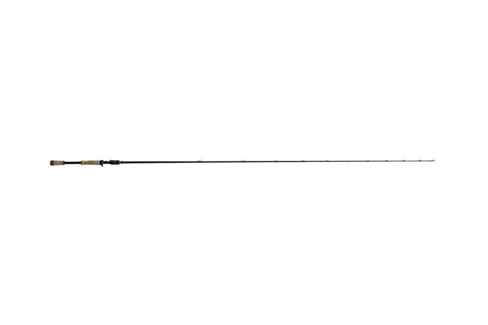 Abu Garcia Bass Varilla Cebo Fantasista X-glaive FNC-66M bajo pesca caña de pesCoche