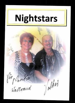 Musik Nightstars Autogrammkarte Original Signiert # Bc 115675 Autogramme & Autographen