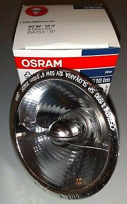1x Osram HALOSPOT 100W G53 12V 8°