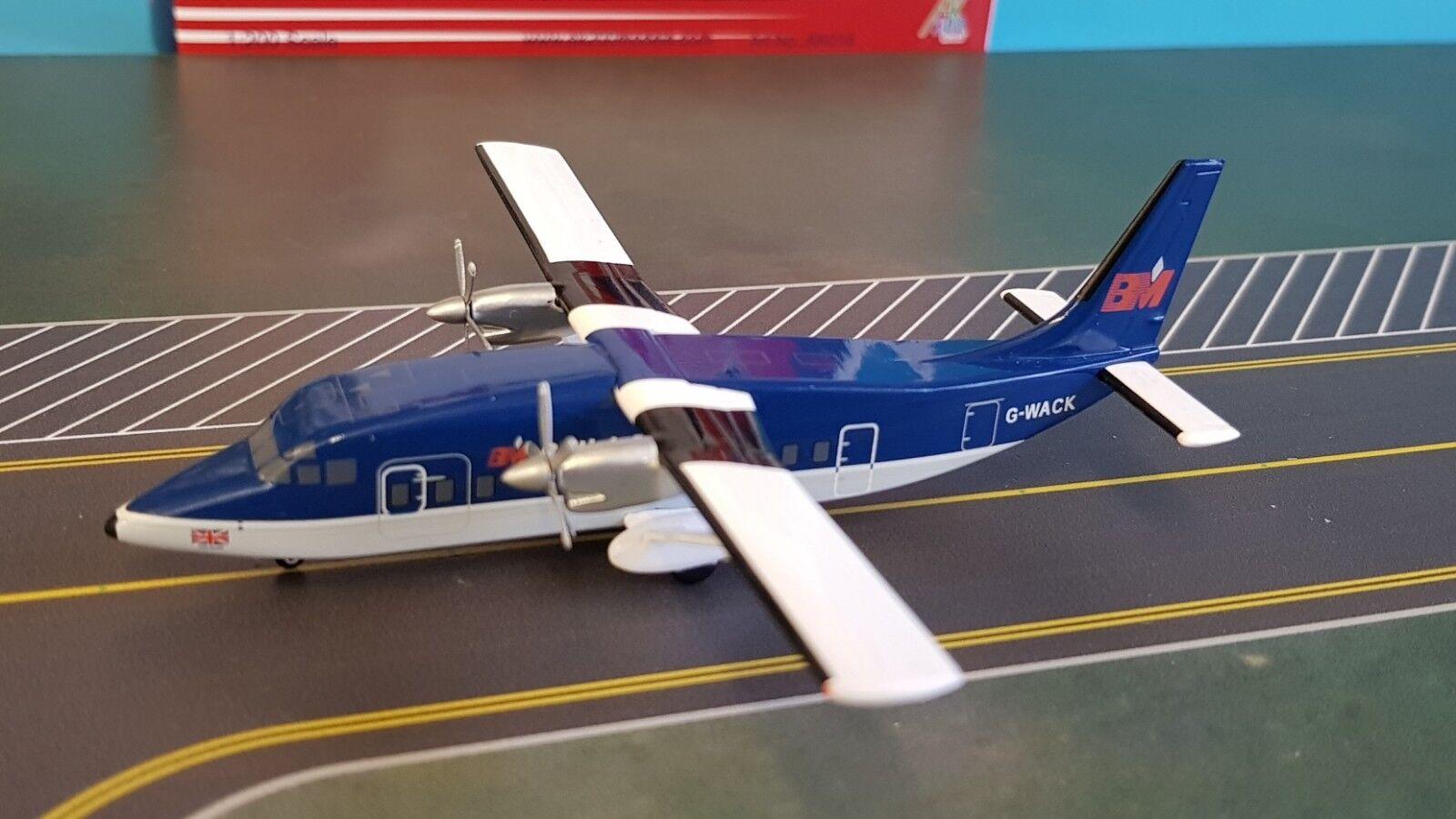 P-L = Lak 200 Modele Kurz Brothers 360-100 SD3-60 Britisch Midland Airways