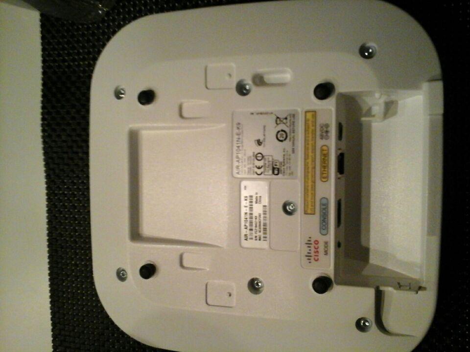 Access point, wireless, Cisco