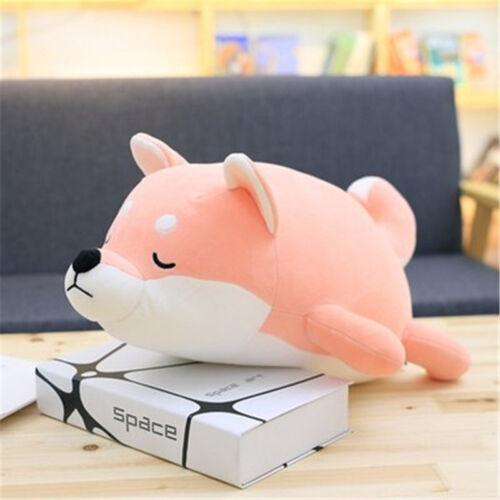 Japanese Kawaii Shiba Inu Dog Plush Doll Soft Stuffed Animal Toys Cute Pillow