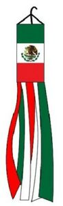 Mexico-Mexican-Windsock-Polyester-60-Inch-Garden-Outdoor-Wind-Sock-Decoration