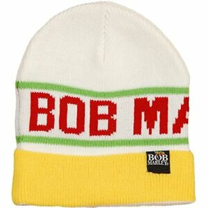 Bob Marley Beanie Hat Zuccotto Name Official Merchandise