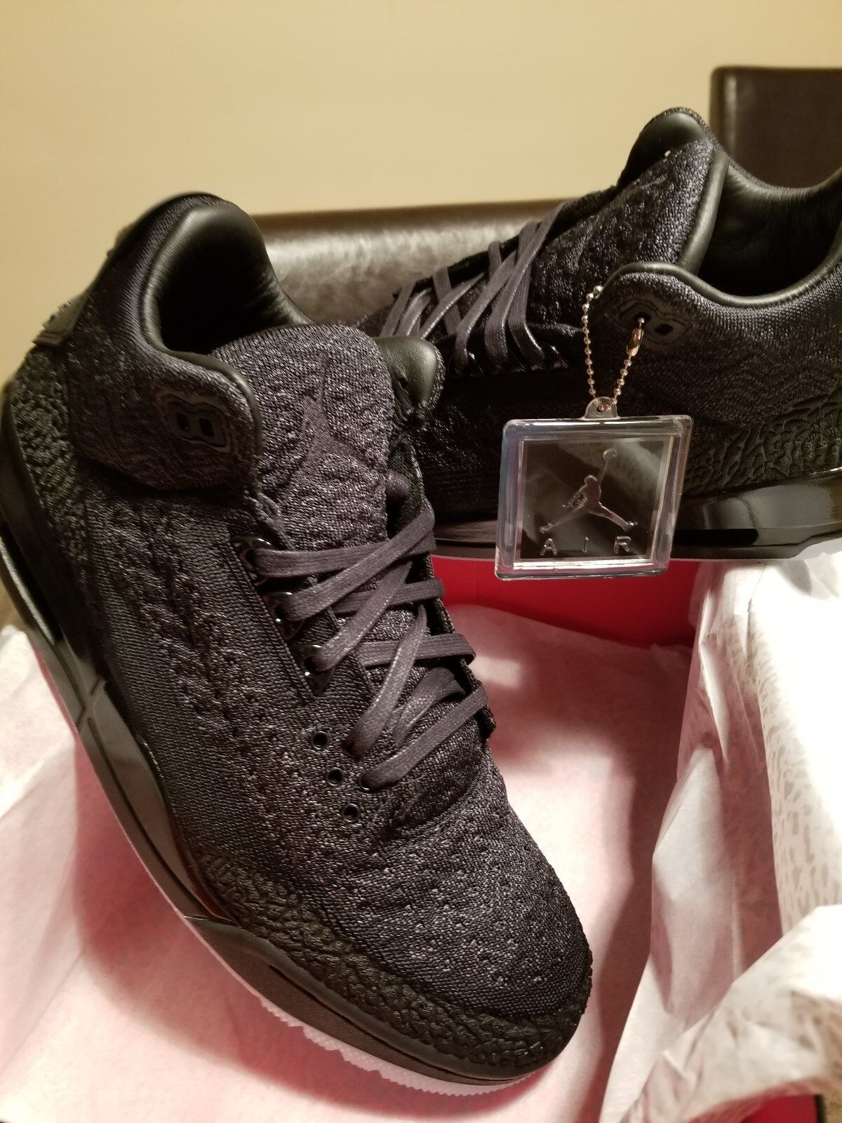 Nike Air Jordan3 III Retro Flyknit Size 11
