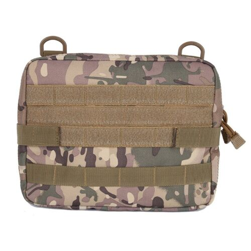 CQC Outdoor Military Large Utility Organizer Molle Medical Pouch Bag Waist Pack