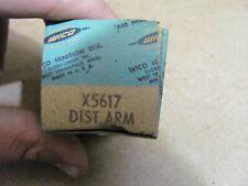 Nos Wico X5617 Model X Magneto Distributor Rotor Jd A Ao Ar B Bo Br D G H R
