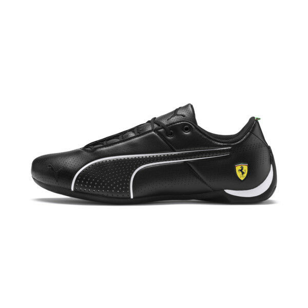 NIB Men's Puma SF Ferrari Future Cat ULTRA Motorsport shoes Kart 306241 02 Bk