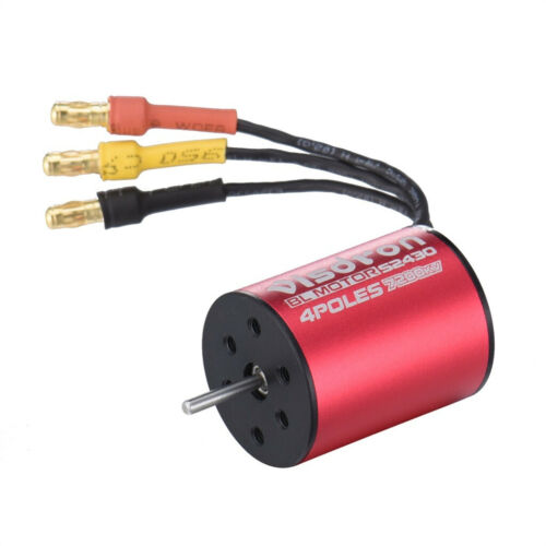 Support Conversion Brushless Motor For Rc Car /& off-road vehicle Stadium Castle