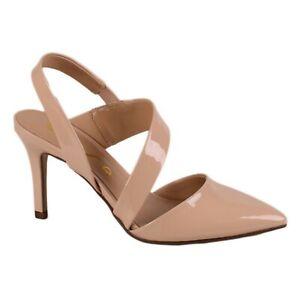 UNISA® Rewni Ankle Strap Block Heel   francesca's