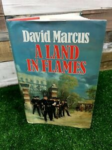 A-Land-In-Flames-Book-by-David-Marcus-Sinn-Fein-Irish-History-Novel