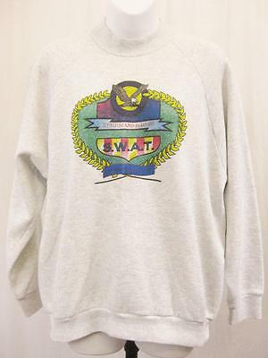 Large - Vintage 90's Baptist Church USA Sweater Pullover Jumper Geek Nerd - B767
