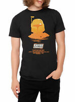Star Wars The Empire Strikes Back Silhouette T-shirt