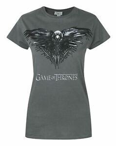 Game-Of-Thrones-Three-Eyed-Raven-Women-039-s-T-Shirt