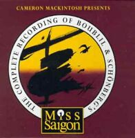 Original London Cast, London Cast - Miss Saigon [new Cd] Uk - Import on Sale