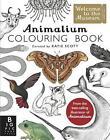 Animalium Colouring Book von Kate Baker (2016, Taschenbuch)