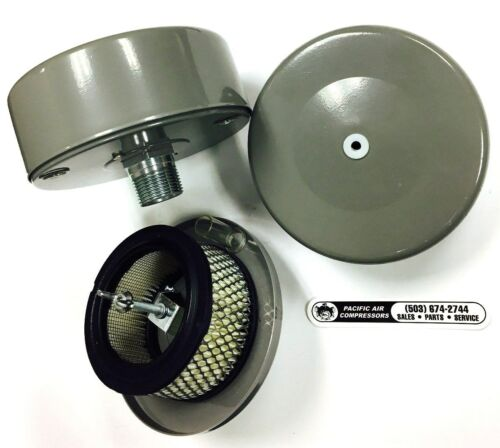 3//4/'/' Air Compressor Intake Filter Silencer Metal /'/'USA Made/'/' HIGH QUALITY