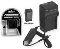 Lp-e6 Battery + Charger For Canon Slr Eos 5d Mark Ii 6d 7d 60d 70d Digital