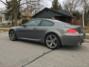 2007 bmw m6 e63 INDIVIDUAL 6MT 1/323 made