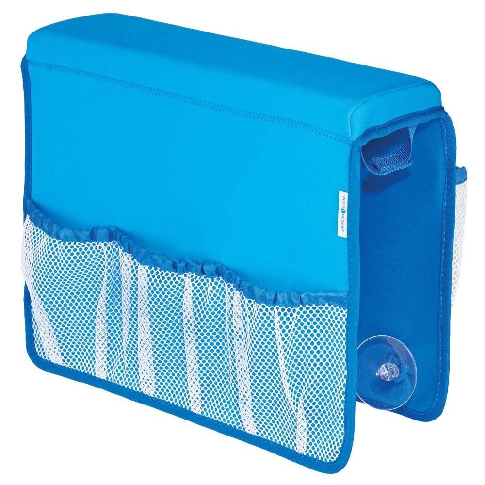 InterDesign Tub Saddle Storage Neoprene/mesh Blue E22 | eBay